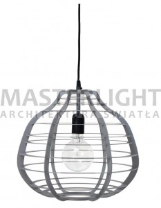 LAMPA ZWIESZANA LAB XL  HK LIVING