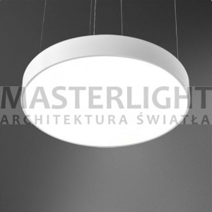 BIG SIZE ROUND LED ZWIESZANY 96cm AQUAFORM / AQFORM
