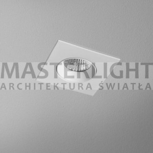HALLOW x1 SQUARE MOVE LED wpuszczany AQUAFORM / AQFORM